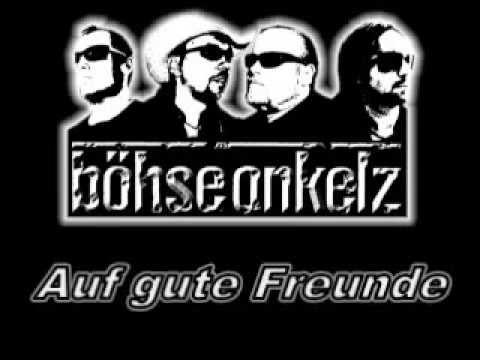 Böhse Onkelz - Auf gute Freunde PO POLSKU (napisy)