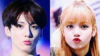 🐱 Lizkook 🐰 : Funny Moment (King & Queen Memes)