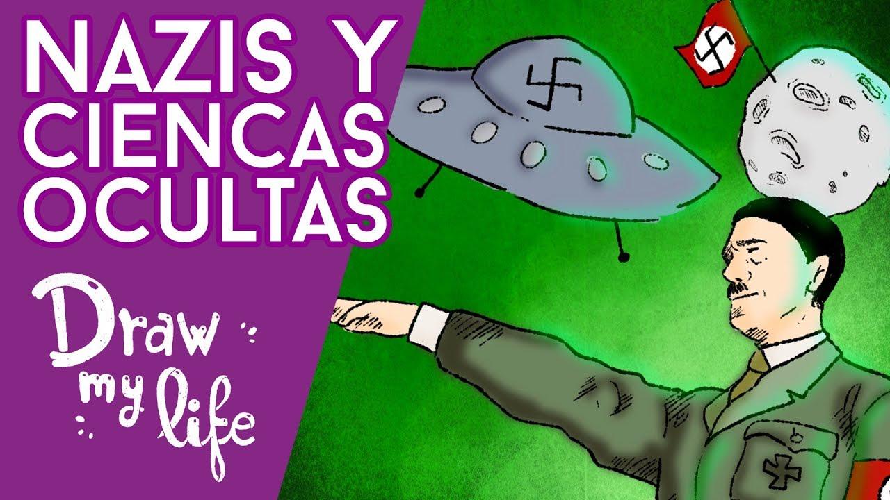 Los NAZIS y las CIENCIAS OCULTAS - Draw My Life