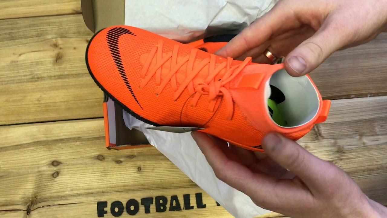 Обзор Supreme x Nike Uptempo || Лучшие кроссовки в 2017? - YouTube