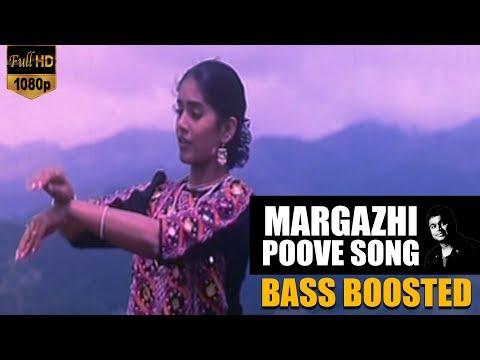 Margazhi Poove - May Madham   AR Rahman   Bass Boosted Song 🎧
