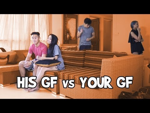 His Girlfriend vs Your Girlfriend