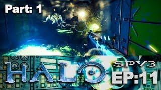 Halo SPV3 – Gaming w/ Past Life Pro (The Maw) [EP: 11 P1] | 1080p 60fps thumbnail