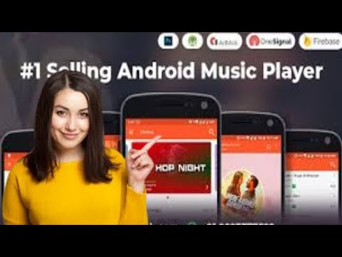 Android Music Player - Online MP3 (Songs) App
