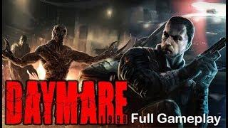 Daymare 1998 - Full Gameplay Walkthrough & Ending / Resident Evil alike Horror game