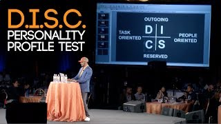 D.I.S.C. PERSONALITY PROFILE TYPES - TRAINING AND TEST RESULTS | Chris Record Vlogs 121
