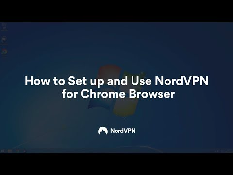 Chrome setup with NordVPN | NordVPN Customer Support