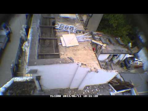 Xtra Space London Construction Company Time Lapse Video Phase 1