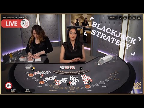 ♣️ Blackjack Silver (live)   How To   No Bust Strategy ♣️