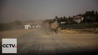 تركيا تتعهد بالمضي قدما في الهجوم على سوريا