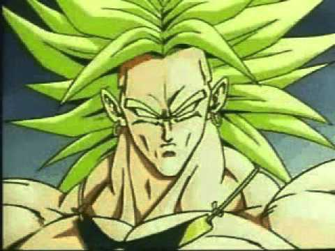 Goku vs Broly (Full Fight) - YouTube