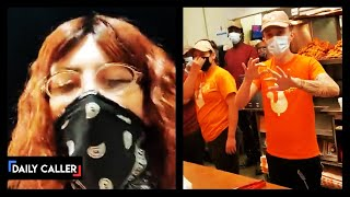 Trans Person Freaks Out At Popeyes After Hearing Employee Say 'Sir'
