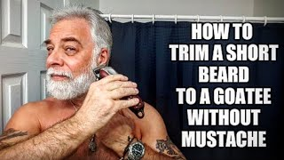 Beard Trim and Philosophy