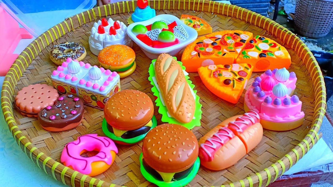 Download Drama Jualan Makanan Bohongan 💞 Masak Masakan Donat, Pizza 💞 Mainan Anak Perempuan 💞 Riska Incess