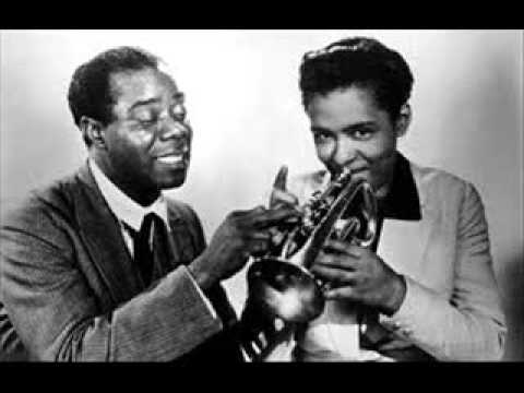 Billie Holiday w Louis Armstrong  Sweet Hunk o' Trash
