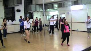 Beyonce - Upgrade U Choreography by Lil-J Pineapple