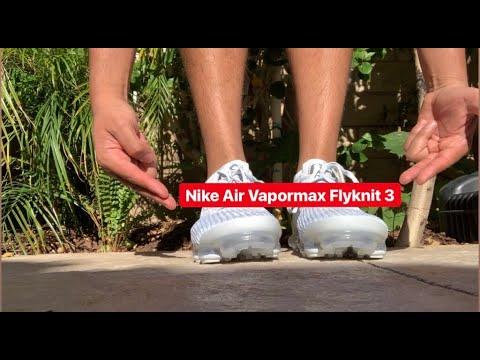 nike vapormax flyknit 3 platinum