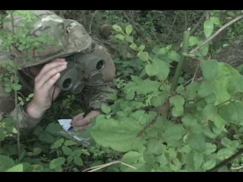 Georgia Guard Counterdrug Task Force Conducts Woodland Operations Training