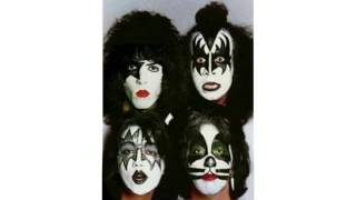 Kiss Arguing in photo shoot rare footage (must watch)