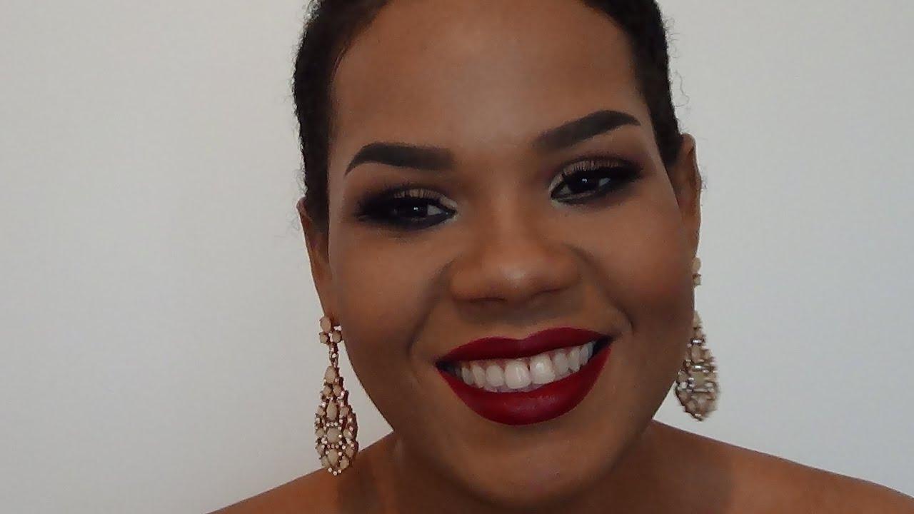 maquillage simple pour mariage peau noir. Black Bedroom Furniture Sets. Home Design Ideas