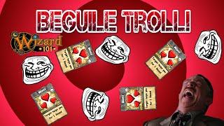 Wizard101 Trolling: EPIC Beguile Troll