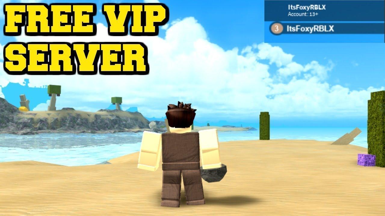 HOW TO GET A BOOGA BOOGA FREE VIP SERVER 2019 (LINK IN DESCRIPTION)