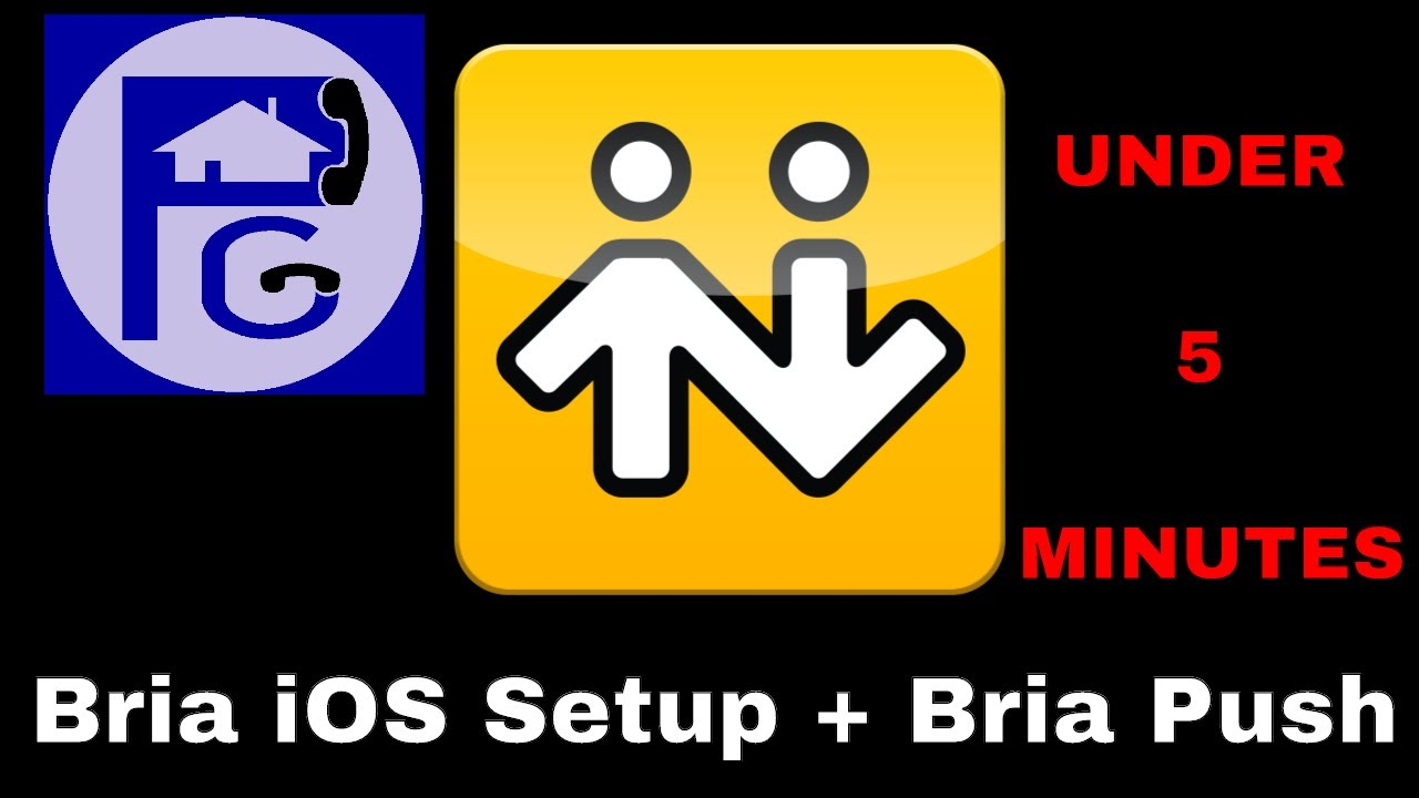 How to Set Up Bria Mobile and SAVE BATTERY LIFE!