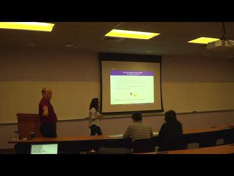ICAPS 2019: Tutorial on Goal Recognition Design by Sarah Keren, William Yeoh