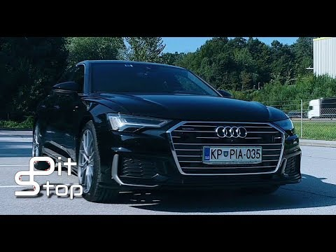 2018 Audi A6 50TDI quattro review