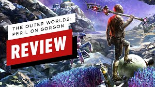 The Outer Worlds: Peril on Gorgon Review (Video Game Video Review)