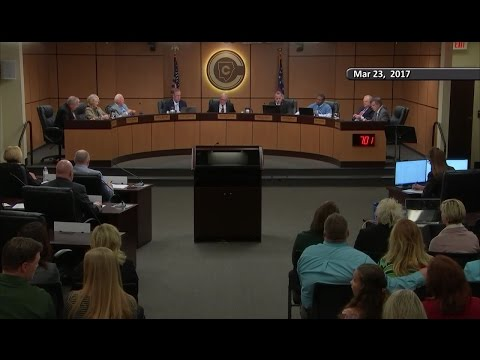 2017-03-23 School Board Meeting