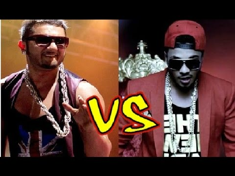 Yo Yo Honey Singh Songs VS Raftaar Swag...