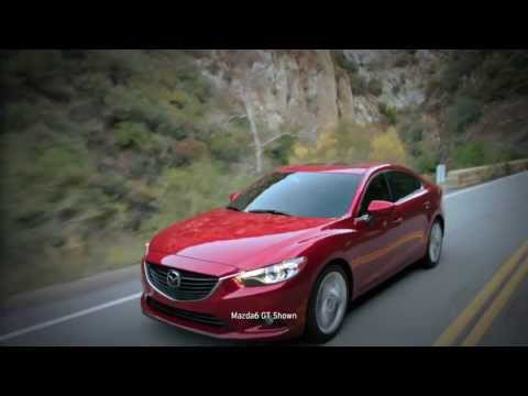 2014 Mazda6 — Walkaround Touring Summer | Mazda USA