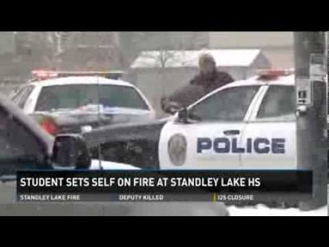 Colorado High School Student Sets Self on Fire in Cafeteria at Standley Lake High School