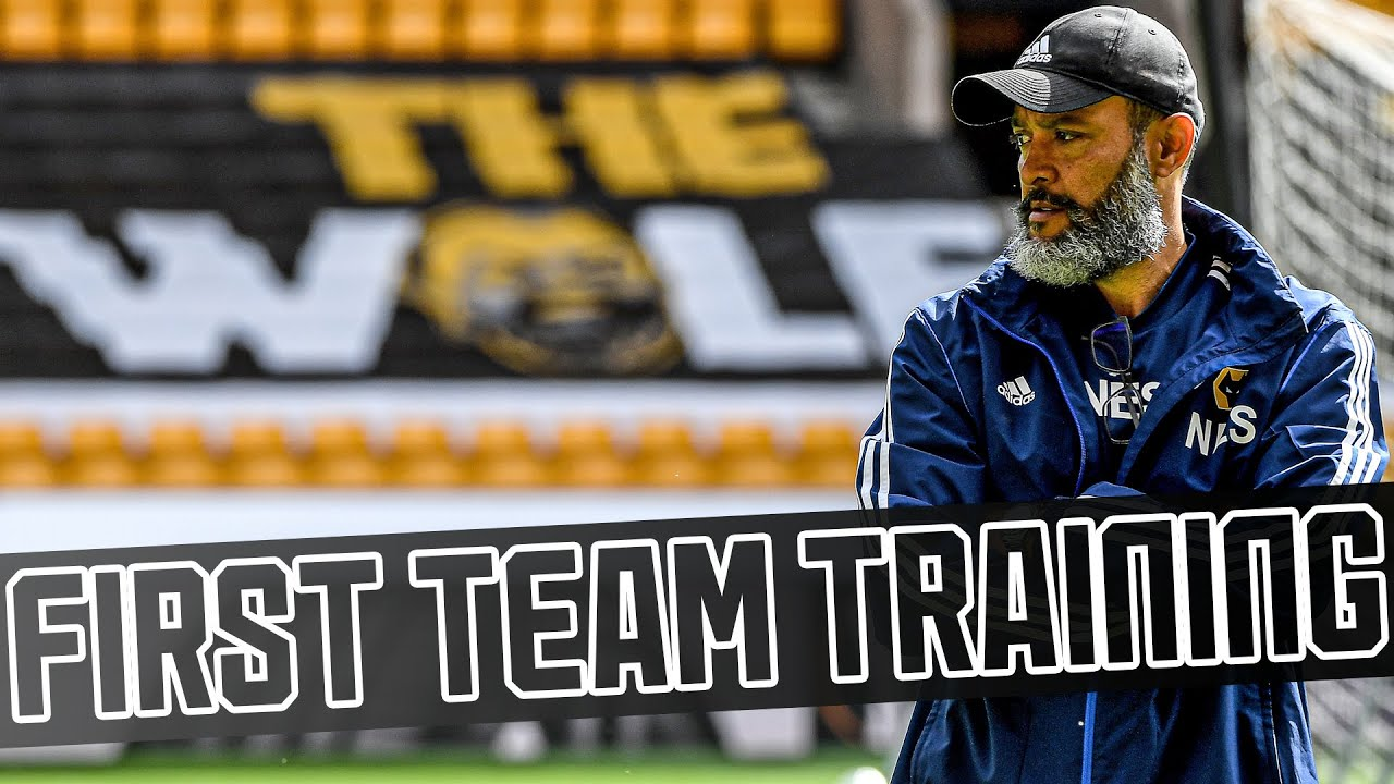 Europa League ready! | Wolves train at Molineux ahead of massive Olympiacos tie