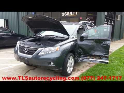 2010 Lexus RX350 Parts for Sale - Save upto 60%