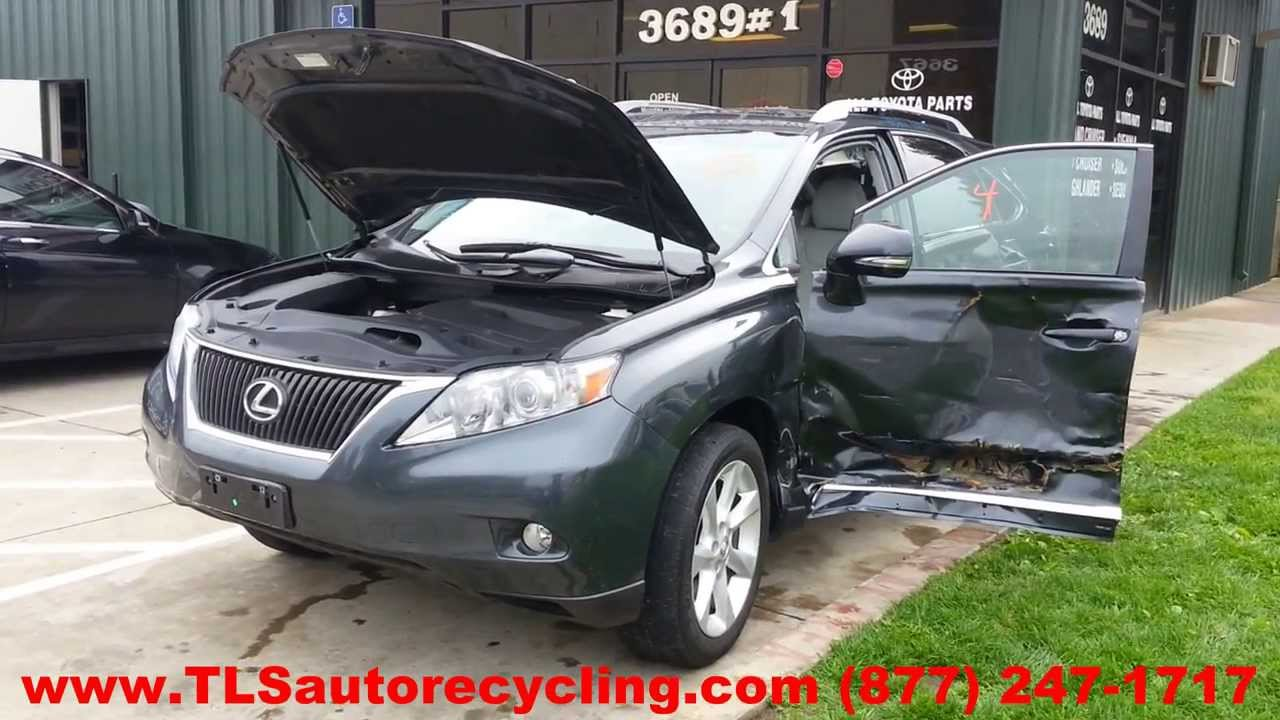 2010 Lexus RX350 Parts For Sale Save Upto 60 YouTube