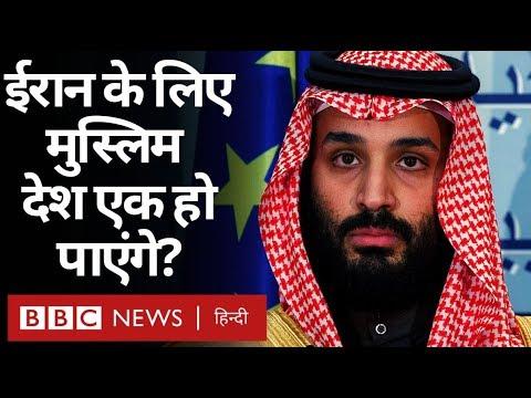 Iran के लिए दुनिया के Muslim देश क्या एक हो पाएंगे? (BBC Hindi)