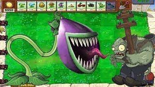 Plants vs Zombies Battlez - 1 Chomper vs 99999 Gargantuar