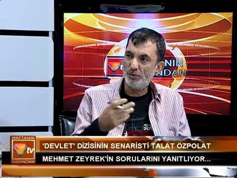SENARİST TALAT ÖZPOLAT VUSLAT TV