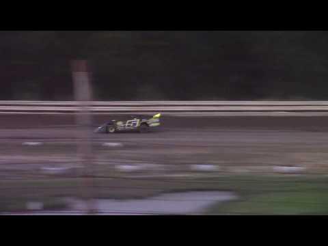 Hummingbird Speedway (9-7-19): Swanson Heavy Duty Truck Repair Semi-Late Model Heat Race #1