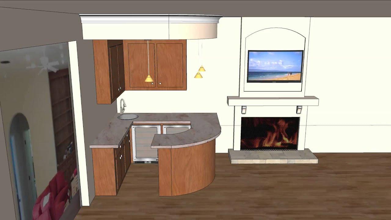 Residential Kitchen Design Ideas ~ Residential bar designs unique studio furniture and
