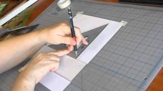 line straight draw