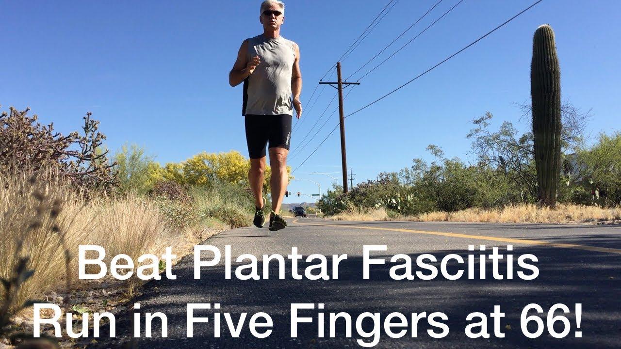 Plantar Fasciitis cure - Running in