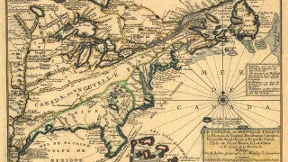 ASMR Français - Louisiane, Québec: Histoire de la Nouvelle France