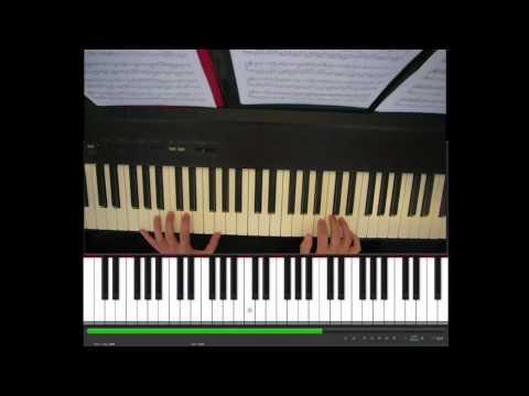 Lippy Kids, Elbow, piano, tutorial