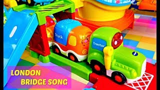 Kids Playing with Toys Nursery Rhymes