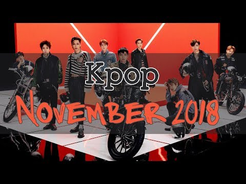 Kpop Playlist November 2018 Mix [재생 목록] 11 월 2018 음악