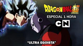 ATENCIÓN! ESPECIAL 1 HORA DRAGON BALL SUPER LATINO | ULTRA INSTINTO DOBLAJE LATINO | EP.109 Y 110