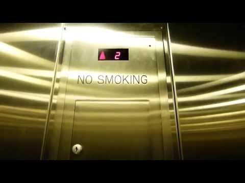 Schindler Hydraulic Elevator at Bellevue Library (2013 Parking Expansion Deck) in Bellevue WA